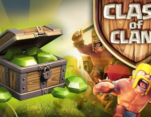 Clash Of Clans Is Getting A Gem-All-You-Want Event?