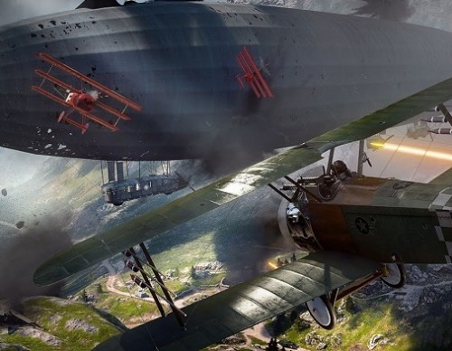 Does PS4 Pro Really Help Battlefield 1 Players Get Better?
