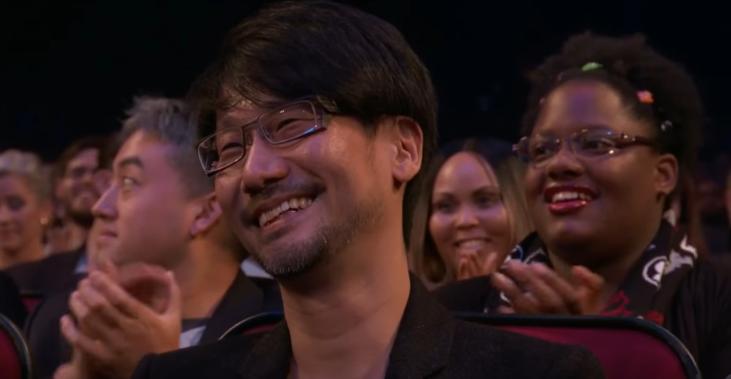 The Game Awards 2016 - Hideo Kojima Industry Icon Award