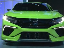 Honda Packs 2016 Civic Coupe With Style, Tech And Power