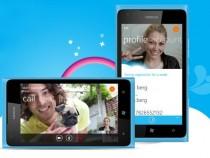 Skype v1.0 for Windows Phone