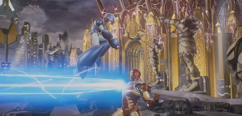 Marvel Vs Capcom: Infinite New Trailer Reveals Two Additional Characters And Infinity Stones Ability