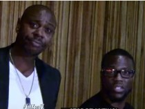 We Talk To Kevin Hart & Dave Chappelle! | TMZ TV