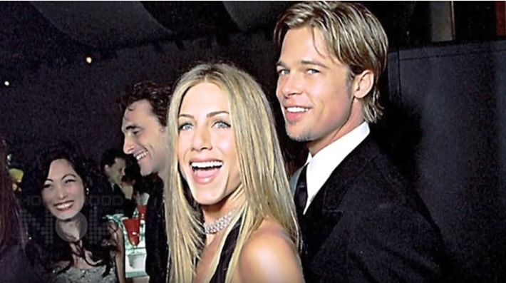 "Brad Pitt Apology To Jennifer Aniston ""I'm Sorry I Hurt You"""
