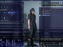 Final Fantasy XV Drillbreaker