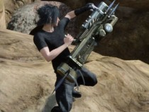 Final Fantasy XV Guide to All machinery Weapons And Stats