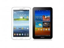 Samsung Galaxy Tab 3 and Galaxy Tab 7.0 Plus