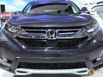 How Honda Sees The New 2017 CR-V And How It Compares To Other SUVs