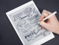 Write On This Tablet Like You Would On Normal Paper And Save More Space; ReMarkable E-ink Tablet Aims To Revolutionize Writing
