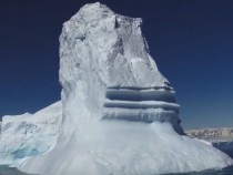 Antarctica Has Warmed Much More Than Earth Average Before