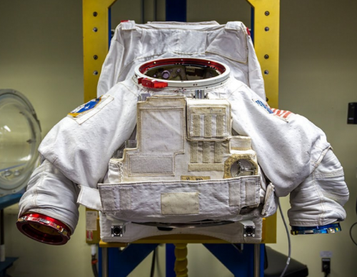 Rhode Island School Of Design Partners With NASA To Build The Best Suit For Mars