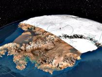 NASA's AIM Captures The Highest Ice Clouds Over Antarctica