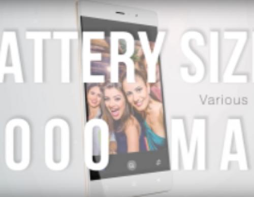 Gionee Smartphone: 6GB RAM And Massive 7000 mAh Battery