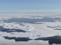 Global Warming Is Real: Sea Ice Hits New Low
