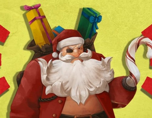 Overwatch Christmas Event LEAKED, YouTubers Break into Water Park