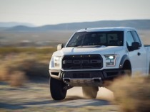 Ford Specifies Cause Of 2017 F-150 Raptor's Delay