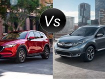 2017 Mazda CX-5 Takes On 2017 Honda CR-V: The Unfinished Battle Continues