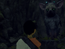THE LAST GUARDIAN - Freeing Trico Scene