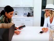 KUWTK | Khloe Kardashian's Peace Offering to Blac Chyna