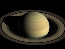 Cassini Shows That Saturn's Moons Might Be Younger