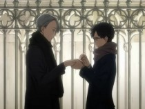 "Yuri and Victor exchange ""good luck charm"" rings"