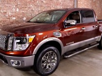 2017 Nissan Titan Review: Performance And Family Comfort In A Single Package