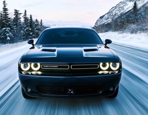 The 2017 Dodge Challenger GT Arrives Early