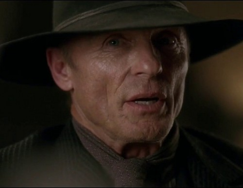 Ed Harris excited to know more about his Man in Black role in