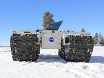 NASA GROVER rover