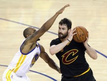 2016 NBA Finals - Game Five