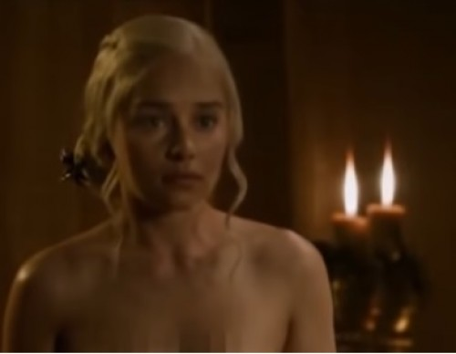 Game of Thrones Is Not Afraid To Show Some Skin