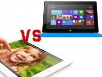 iPad 4 vs Microsoft Surface RT: