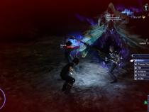 FINAL FANTASY XV - Psychomancer Boss Fight & Best Weapon - Death Penalty