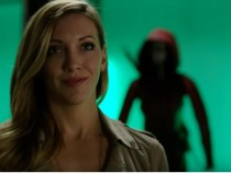 Arrow - 5x09 - End Scene - Laurel Is Still Alive & Diggle Gets Caught