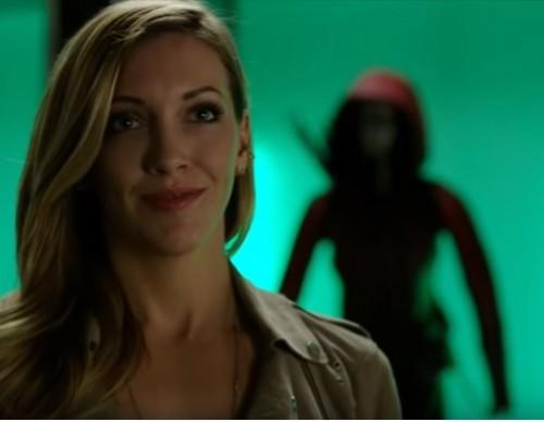 Arrow - 5x09 - End Scene - Laurel Is Still Alive & Diggle Gets Caught