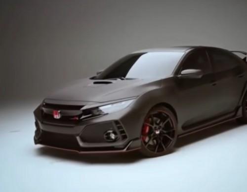 Honda Civic Type R Sets Eyes On Taking Back Nurburgring Crown