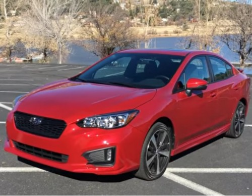 2017 Subaru Impreza Takes First Drive: Is It Worth The Hype?