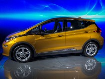 2017 Chevy Bolt EV Could Be America's Best Small Electric Car