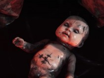 Death Stranding Doll