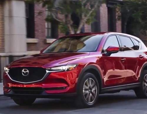 2017 Mazda CX-5 Japanese Version Previews The Future Of Crossovers