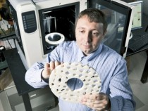3D Printed Invisibility Cloak
