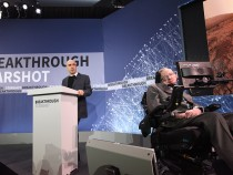 NASA And Stephen Hawking Works Hand In Hand Again! Set To Launch It's 'Self Healing' Starship, But What For?