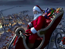 Terminally Ill Child Dies In Santa's Arms While Granting His Final Wish