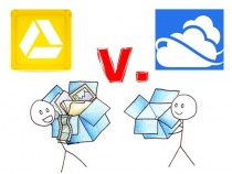 Cloud Storage Services Compared