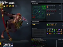 Dota 3 Carry Monkey King - Everything is so Balanced ◄ Singsing