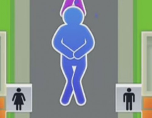 TOILET TIME - MINI GAMES TO PLAY IN THE BATHROOM (iPad Gameplay Video)