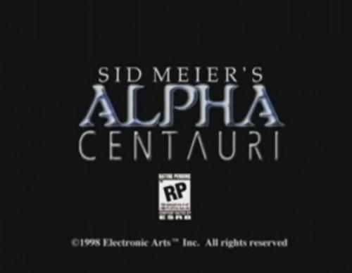 Sid Meier's Alpha Centauri - Trailer