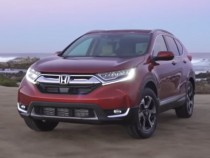 The 2017 Honda CR-V Offers More Room And Overall Economy