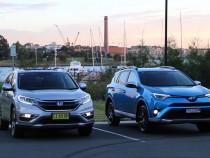 Battle Of Supremacy: Toyota RAV4 vs Honda CR-V