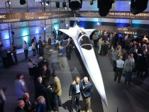Introducing The Hypersonic Jet That Can Take You To Far Places Like London To New York In Just Two Hours, How Is Cool Is That?